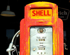 Gas Pump by Flickr user cobalt123
