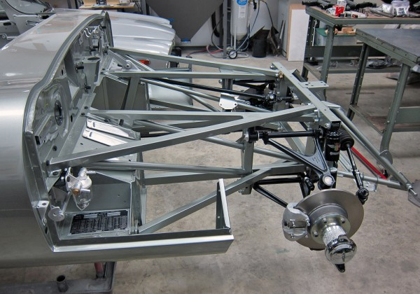 E-Type Front Suspension – RUSTY HEAPS